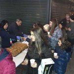 Puertollano:Tarde de chocolate con churros y atracciones feriales gratuitas en el Paseo de San Gregorio