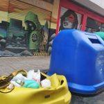 """Ciudad Real: Serrano advierte a los responsables de la quema de contenedores de que su """"hobby"""" puede derivar en problemas más graves"""