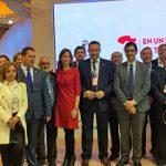 El alcalde de Malagón, presente en la presentación de la 2ª Edición de FERDUQUE en FITUR