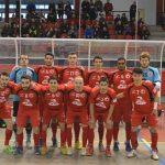 El FSD Puertollano-Deportes Zeus consigue una trabajada victoria ante un buen Prone Lugo