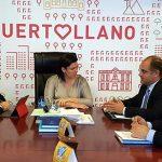 Nedgia Castilla-La Mancha y el Ayuntamiento de Puertollano exploran nuevas vías de colaboración