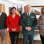 Juan Ángel Coronado es nombradonuevo capitán de la Guardia Civil en Puertollano