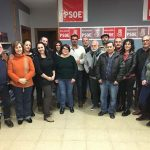Ricardo Calzado es reelegido secretario General del PSOE de Malagón con el 90% de los votos