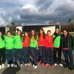 Brillante representación manzanareña en el Campeonato de España de Selecciones Territoriales