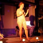 Sábado de cabaret en el Teatro de la Sensación