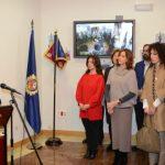 Caballero asiste en Ciudad Real a la celebración del 194 aniversario de la creación de la Policía Nacional
