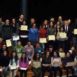 Miguelturra celebra la entrega de los premios de incentivo al estudio 2016-2017