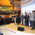 La II Feria Nacional Agroganadera de los Estados del Duque (FERDUQUE) expone en FITUR 'la fuerza de lo rural'