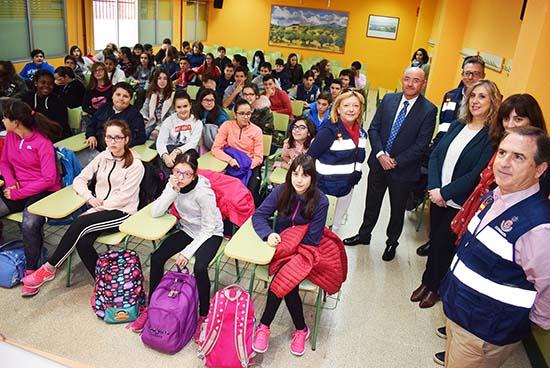 Puertollano educar para prevenir con el plan de for Educar en el exterior