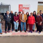 El PSOE de Los Pozuelos de Calatrava confía de nuevo en la gestión de Basilio Lillo