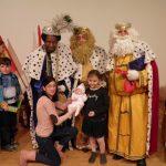 Los Reyes Magos reparten ilusión a los huertanos