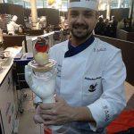 Puertollano: Adolfo Romero capitanea a España hasta el subcampeonato del mundo de heladería con una «mágica» elaboración