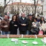 Roscón solidario de FECIR a beneficio de Cáritas