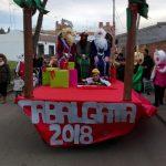 Desfile, regalos y chocolatada para celebrar la visita de los Reyes Magos a Valverde
