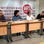 """CCOO y UGT de Toledo llaman a secundar la huelga y las movilizaciones del 8 de marzo para convertirlo en una jornada """"histórica"""" en la lucha por la Igualdad"""
