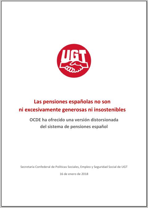 Informe de UGT (2018)