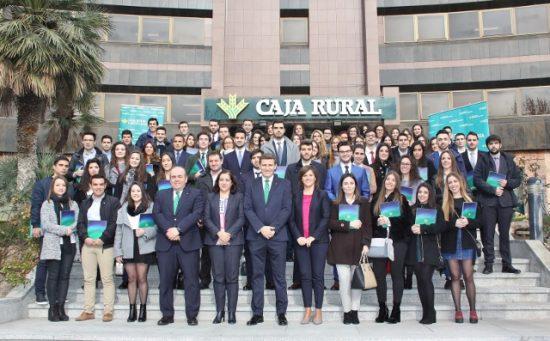 20180201 Alumnos Practicas Caja Rural CLM web