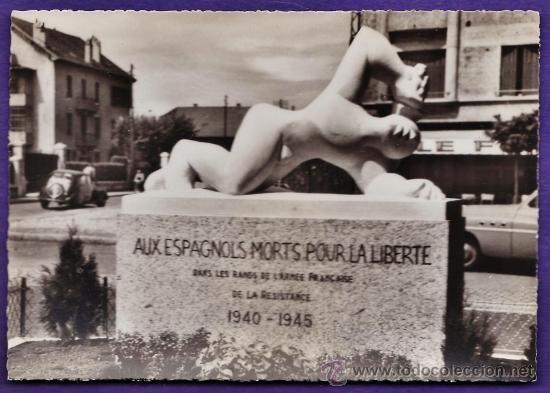 Monumento a los españoles muertos por la libertad (Annecy, Francia, 1952)