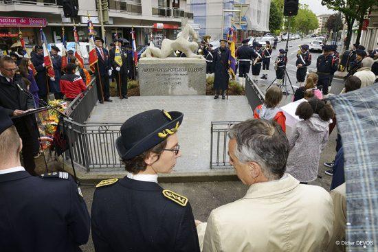 Monumento a los españoles muertos por la libertad (Annecy, Francia, 1917)