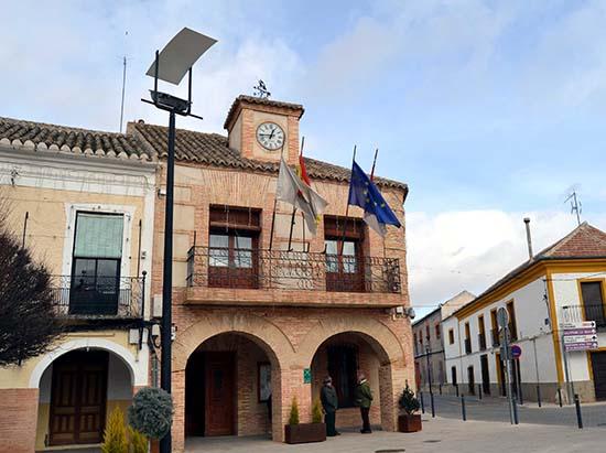 CARRIÓN_Fachada Ayuntamiento