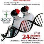"""Palmira Peláez presenta su libro """"La manipulación genética, una nueva forma de eugenesia"""""""