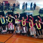 Un centenar de niños participaron en el Concurso Infantil de Carnaval de Porzuna