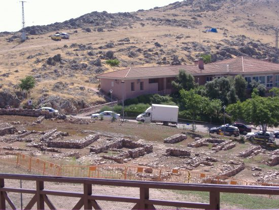 Detalle casas íberas