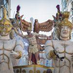 Ciudad Real: El Burleta consigue el Arlequín de Oro y se lo dedica a Gonzalo Buján