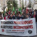 """Huelga estudiantil: Exigenla dimisión del rector por su """"mala"""" gestión al frente de la universidad"""