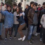 Huelga Estudiantil - 4
