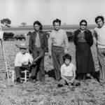 LOPEZ TORRES ISABEL QUINTANILLA ALG, PAQUITO, MARIA MORENO Y FRANCISCO LOPEZ TOMELLOS 1973
