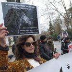 Manifestación contra la caza con galgos - 3