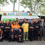"""El Gobierno regional reconoce la """"labor imprescindible"""" de los 756 voluntarios de Protección Civil de Ciudad Real"""