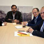 Nedgia Castilla-La Mancha y el Ayuntamiento de Ciudad Real avanzan en futuros proyectos comunes