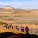 Crónica de la ruta senderista por las lagunas y la localidad de La Guardia (Toledo)