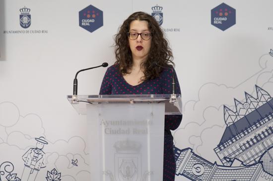 Sara Martínez Junta de Gobierno 19 de febrero 1