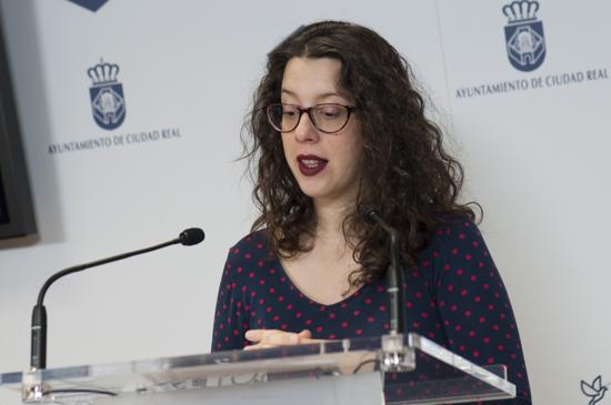Sara Martínez Junta de Gobierno 19 de febrero 2