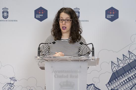 Sara Martínez Junta de Gobierno 26 de febrero - 2