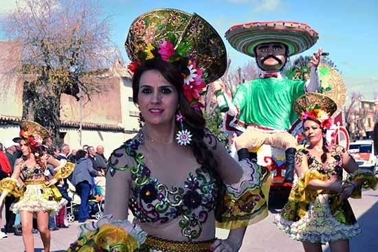 Villarrubia Desfile del Año 2017