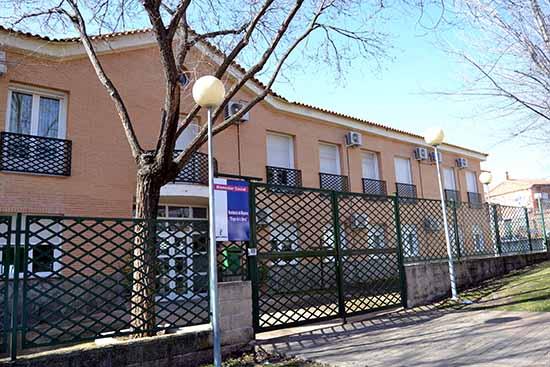 Villarrubia residencia municipal