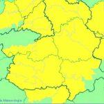 Puertollano: Alerta amarilla por posibilidades de nevada durante el domingo y lunes