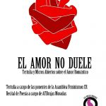 Feminismos y Brujas Moradas abordan el 'amor romántico' en un charla en Valdepeñas