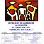 ARQUICMA asistirá en Córdoba a los premios de prevención Prever 2017