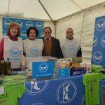El Banco de Alimentos participa en la XVII Feria del Stock de Ciudad Real