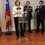 Beatriz Fernández participa en la inauguración del nuevo centro de formación de la Escuela de Catadores de Campo de Criptana