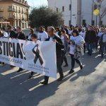 """Más de 2.000 personas se manifiestan en Herencia en silencio pidiendo """"justicia"""" por la muerte de Gonzalo Buján"""