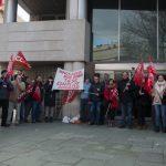 Ciudad Real: CCOO exige al Ministerio de Empleo que rescinda el contrato del servicio de seguridad de la TGSS