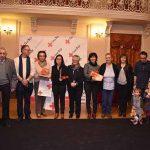 Ciudad Real: Seis personas socias de Cruz Roja y una empresa fueron homenajeadas en el acto de reconocimiento de la institución