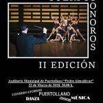 """Puertollano: La danza y música de Conservatorios en la segunda edición de """"Cuerpos sonoros"""""""