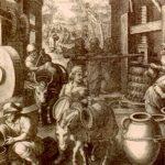 En un mes de enero los molinos de aceite fueron escenario de crímenes, nacieron gigantes del balonmano y fenecieron luthiers de otro tiempo